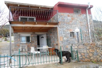 Недвижимость на о.Крит . Коттедж площадью 75 кв.м.