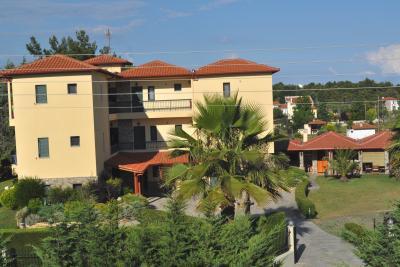 Недвижимость на Халкидики Ситония. Отель площадью 0 кв.м.