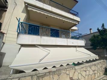 Недвижимость на Халкидики Кассандра. Квартира площадью 59 кв.м.