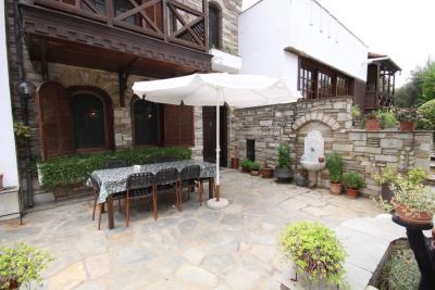 Недвижимость на Халкидики Ситония. Вилла площадью 454 кв.м.