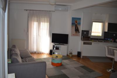 Недвижимость на Салоники. Квартира площадью 56 кв.м.