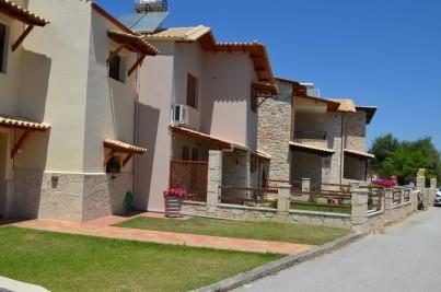 Недвижимость на Халкидики Кассандра. Таунхаус площадью 110 кв.м.