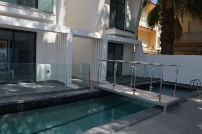 Недвижимость на Халкидики. Квартира площадью 49 кв.м.