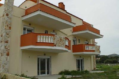 Недвижимость на Халкидики Кассандра. Таунхаус площадью 80 кв.м.