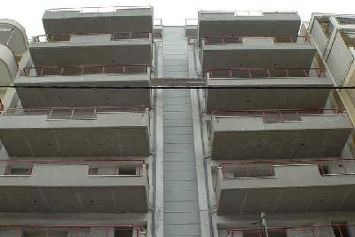 Недвижимость на Салоники . Квартира площадью 40 кв.м.